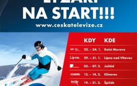 S ČT Sport na vrchol